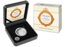 2013 50c Firstborn Royal Collection Prince George Silver Proof Coin