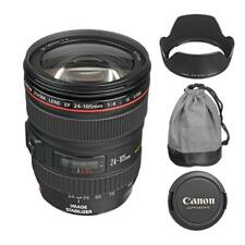 Canon EF 24-105mm f/4L IS USM Lens for  DSLR Camera Bodies