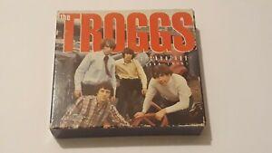 The Troggs Archeology 1966-1976 3 CD Album Music CD Worldwide Post! Rare
