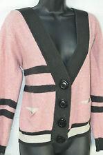 River Island V Neck Long Sleeve Hip Length Women's Jumpers & Cardigans