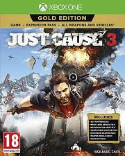 Just Cause 3 - Gold Edition | Xbox One (New)