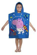 Serviettes et gants de toilette coton Peppa Pig pour enfant