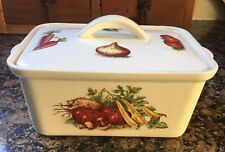 Villeroy & Boch Luxembourg Retro  Casserole Dish with Lid