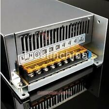 480W Alta Potencia/Servo Motor Paso A Paso Cnc controlador Switching Power Supply 48V10A/PSU