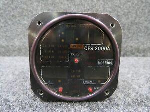 701921-2 Hoskins CFS2000 Fuel Management System (Volts: 12-28)