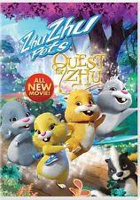 DVD - Animation - ZhuZhu Pets: Quest for Zhu - Mariah Wilkerson Shannon Kent
