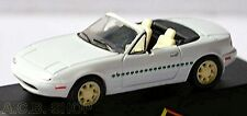 Mazda MX 5 Roadster type NA Corso 1989-98 white white 1:87 Herpa PC