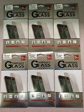 Lot of 6 Mybat Tempered Glass Screen Protector for Samsung J3 (2017) Emerge