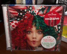 Sia Everyday Is Christmas 2018 CD TARGET DELUXE Exclusive W 3 BONUS New TRACKS