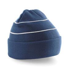 Cappelli da uomo blu acrilico Beechfield