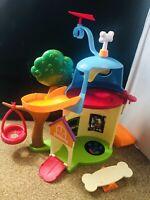 Disney Junior Puppy Dog Pals Doghouse Tree House Play-set