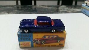 CORGI TOYS.     MERCEDES BENZ 220 SE COUPE
