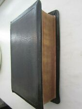 The Holy Bible - King James Version - Teacher's Edition Full Chieftain Goatskin