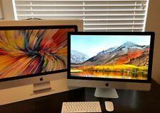 """LATE 2019 Apple iMac Retina 5K A1419 i5 3.7 27"""" 64GB 1TB SSD ONLY AMD 580X 8GB"""