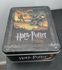 Harry Potter Goblet of Fire Artbox Collector's Tin, Trading Cards