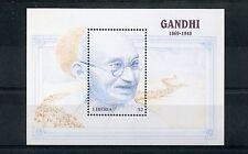 Liberia 1998 MNH Mohandas Mahatma Gandhi 1869-1948 1v S/S People Stamps