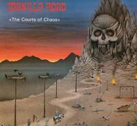 Manilla Road - The Courts Of Chaos (NEW CD)