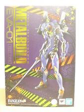 READY Bandai Neon Genesis Evangelion Metal Build EVA Unit 01 Action Figure