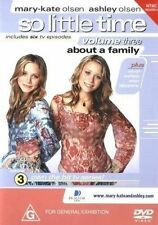 So Little Time - About A Family : Vol 3 (DVD, 2004)