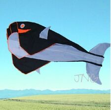 2.1M 3D Huge Parafoil Whale Flying Kite Toy & Hobby / Outdoor Park Beach Fun
