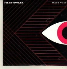 (CP519) Filthy Dukes, Messages - 2009 DJ CD