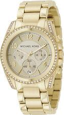 Michael Kors Blair Women's Wrist Watch - Gold (MK5166)