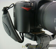 Leather camera DV Hand Grip Strap for Canon Nikon Sony fuji DSLR camera