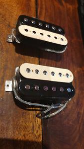 Gibson Alnico II Slash Zebra Pickups