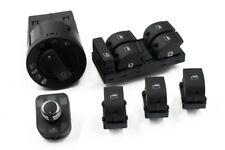 Lote de Botones de mando, de control Interruptor ELEVALUNAS RETRO