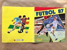 Álbum Liga Fútbol 87 + México 86 Maradona Panini Completo