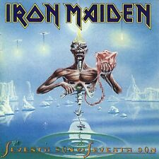IRON MAIDEN - SEVENTH SON OF A SEVENTH SON: REMASTERED CD ALBUM (1998)
