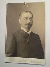 Regensburg - 1915 - Mann mit Bart und Brille im Anzug - Portrait / KAB
