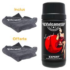 Vulcanet 80 Lingettes de nettoyage avec Microfibre + Une 2ème Microfibre offerte