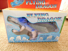 """10"""" Tethered Flying  Dragon Toy ~New in Box~  Magical Key Toys~ Free Ship~"""