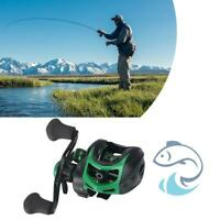 High Speed Bait Casting Fishing Reel 20 Ball Bearing 9.1:1 Lure Wheel Right