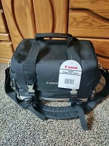 Canon Digital Gadget Bag 100DG Appx 18 x 10 x 9 Inches New w Tags Black
