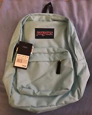 NEW JanSport Superbreak Backpack Blue Topaz 190849857801 $48