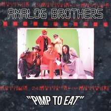 Analog Brothers - Pimp To Eat NEW CD