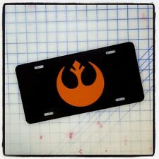 STAR WARS REBELS CUSTOM LICENSE PLATE