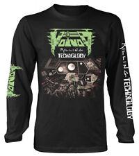 Voivod 'Killing Technology' (Black) LS Shirt - NEW & OFFICIAL!