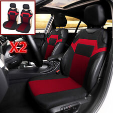 T-shirt design Car Seat Cover Jacquard Fabric 2-Front Seat Cover  Four Seasons