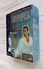 HIGHLANDER- SEASON  TWO – DVD, 8-DISC BOX SET, R-4, LIKE NEW, FREE SHIPPING