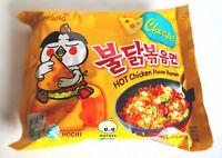 Samyang Hot Chicken Flavor Ramen Korean Noodle (Cheese Flavor)