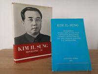 North Korea Interest - Propaganda Booklet 1969 U.S Imperialism - Kim il Sung