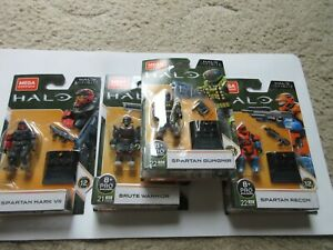 Mega Construx Halo Heroes Series 12 - Complete your Collection