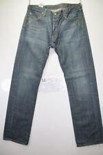 levi's 501 (Cod. M1523) tg50 W36 L34  jeans usato vintage