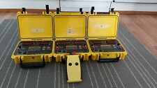 1 Lot of three rhinofire step13 firework sequencers