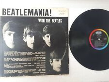 """LP 12"""" THE BEATLES ---BEATLEMANIA/WITH THE BEATLES 6000 SERIES CANADIAN CAPITOL"""