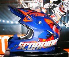 SCORPION EXO VX-15 Defender Pumpsystem MX Enduro Helm Honda Yamaha YZ-F NEU XL