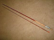 Vintage Custom Fenwick 8' Fly Rod made in USA- 6 wt. line